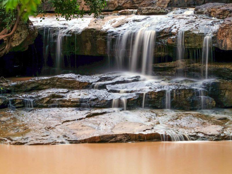 14.น้ำตกไทรทอง-ทุ่งดอกกระเจียว อุทยานแห่งชาติไทรทอง
