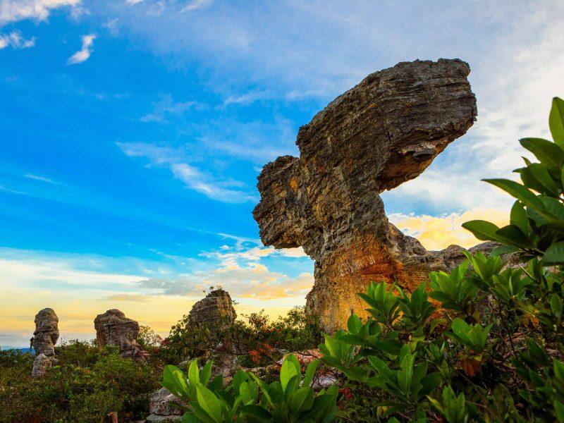 39.อุทยานแห่งชาติป่าหินงาม1-ผาหำหด