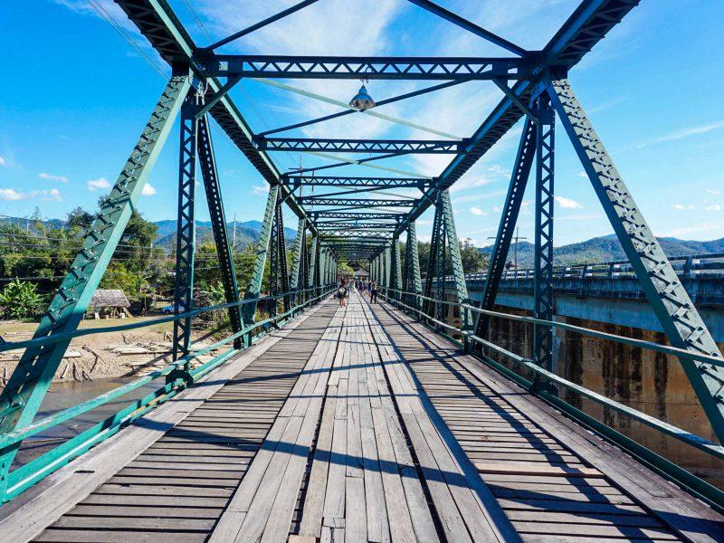 48.สะพานประวัติศาสตร์ท่าปาย-อุทยานแห่งชาติห้วยน้ำดัง