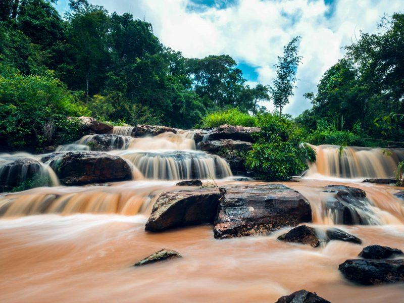 53.น้ำตกเทพพนา-อุทยานแห่งชาติป่าหินงาม