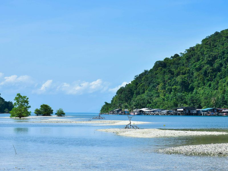 54.หมู่บ้านสลักคอก เกาะช้าง-หมู่บ้านสลักคอก เกาะช้าง