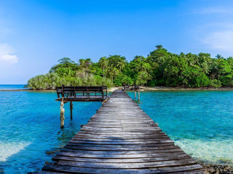 54.เกาะเหลายาใน 2-หมู่บ้านสลักคอก เกาะช้าง