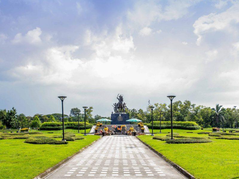 57.สวนสาธารณะสมเด็จพระเจ้าตากสินมหาราช-สวนอรุณบูรพา