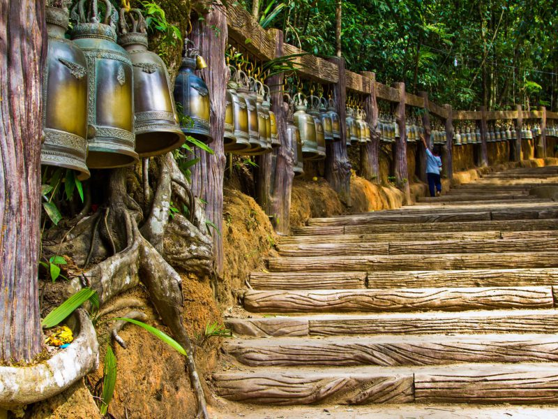 57.อุทยานแห่งชาติเขาคิชฌกูฏ-สวนอรุณบูรพา